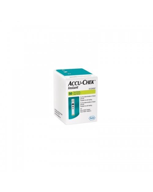 Accu-Check Instant 50 Tiras Reactivas